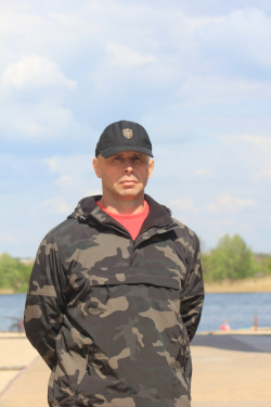 Тренер Красюк Владимир Васильевич - Запорожье, MMA, Самбо