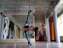 Тренер Урумян Елена Андреевна - Запорожье, Pole dance, Pole Sport